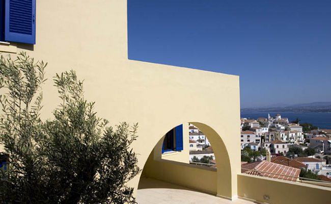 Spezzie. Spetses, Greece. 2008